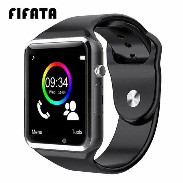 FIFATA Bluetooth A1 Smart Uhr Sport Tracker Männer Frauen Smartwatch IP67 Wasserdichte A1 Uhren Für Android IOS PK P68 IW8 IW9