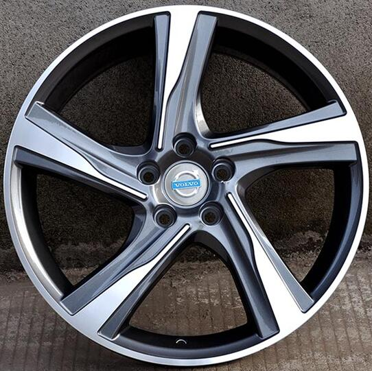 17 18 19 Inch 5x108 Car Alloy Rims fit for Volvo-in Wheels ...