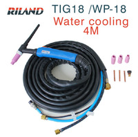Ruiling Tig Welding Machine Accessories Tig Torch WP 18 4m Tig Gun Argon Arc Welding Gun