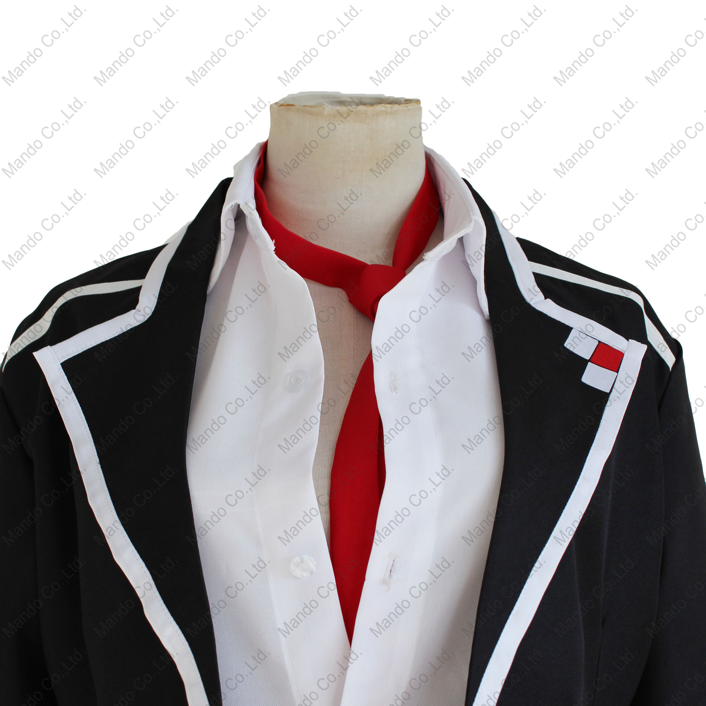Anime DIABOLIK LOVERS Sakamaki Ayato Cosplay Costumes hommes costume - Costumes - Photo 5