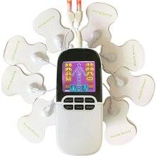 레이저 Bionase 코 비염 알레르기 부비동염 치료 SnoreStop 레이저 Treatmen 건강 마사지 2*4 패드 Tens 치료 마사지 도구