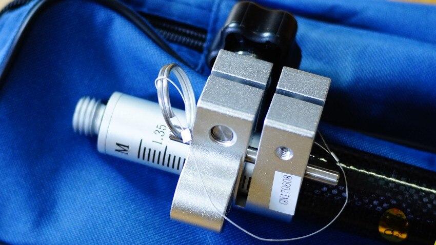 Kelida del sud Haida Huabao Tianbao GPS Universale in fibra di carbonio palo telescopico pole RTK staffa manoKelida del sud Haida Huabao Tianbao GPS Universale in fibra di carbonio palo telescopico pole RTK staffa mano