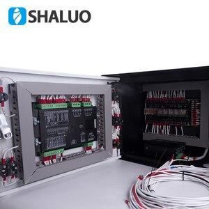 Image 5 - Bir set dizel jeneratör seti Otomatik kontrol kabini Otomatik start stop koruma 6120U 6110U denetleyici ATS bir set