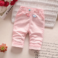 High quality new hot children's clothing boys and girls 100% cotton lovely baby summer pants baby pants cotton Shorts