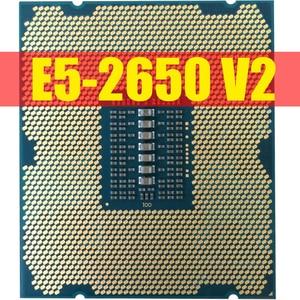 Image 2 - インテル Xeon プロセッサ E5 2650 V2 E5 2650 V2 CPU 2.6 LGA 2011 SR1A8 オクタコアデスクトッププロセッサ e5 2650V2