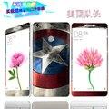 9 9н 2.5D для xiaomi MAX Закаленное Стекло Doraemon/милая девушка/цветок печати защитная пленка (с задней красочные наклейки фильм)
