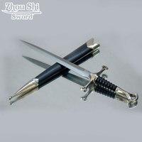 Ornamentos Retro Pouco Smalldagger belo presente Lâminas de Espada de Aço Inoxidável Espada Europeu Artesanato Em Casa