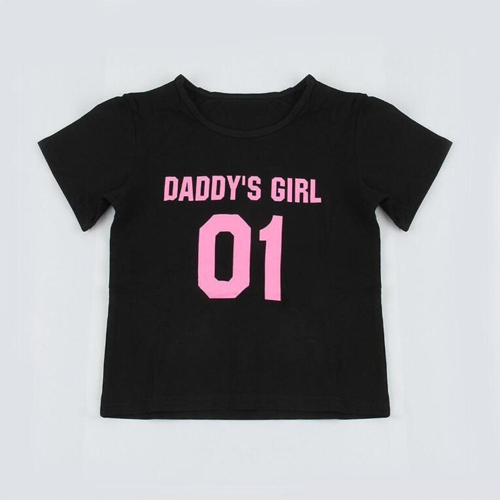 Chifuna Sommer Familie Passenden Outfits Vater Tochter T shirts ...