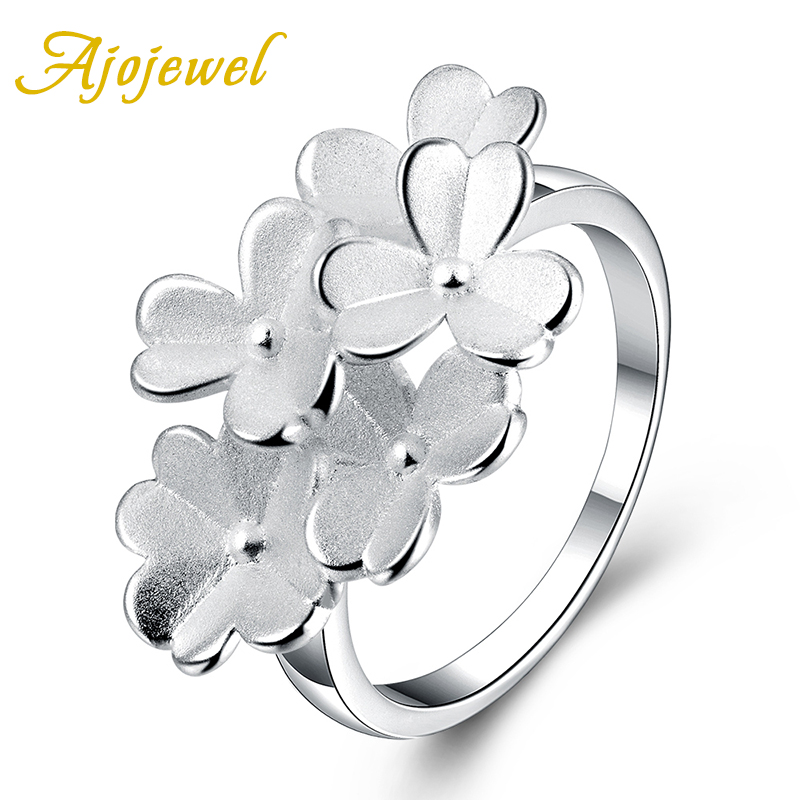 Ajojewel Western Style Simple Beautiful Big Flowers Scrub Women ...