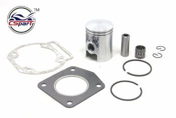39MM 12MM anillo de pistón cojinete Kit de junta Morini 50 50CC Mini Moto de la bici de la suciedad de la Cruz