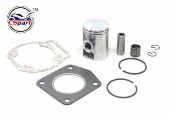 Kit de juntas de cojinete de anillo de pistón de 39MM y 12MM Morini 50cc, minimoto Dirt bike Cross