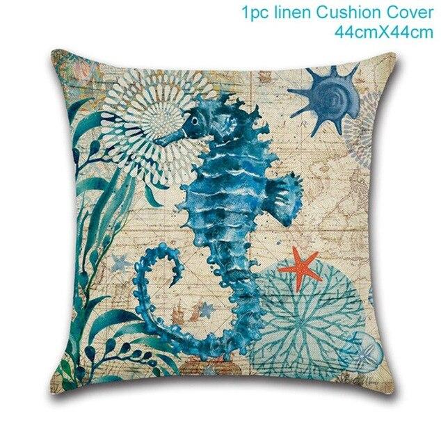 Turtle pillowcase Mermaid party plates 5c64f5cb2fb11
