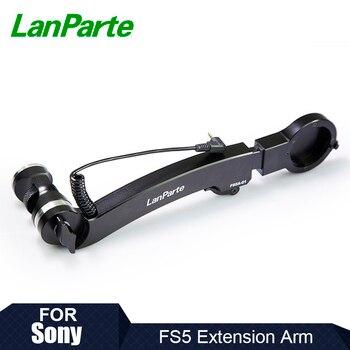 Lanparte Quick Release FS5 Extension Arm for SONY Camera FS5 FS5M2/ FS5 Mark II