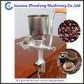 Ручная зерновая мельница для домашнего использования  ручная кукурузная кофейная мельница для какао-бобов ZF