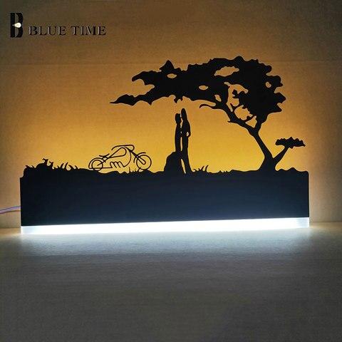 modern led wall sconce luz de parede