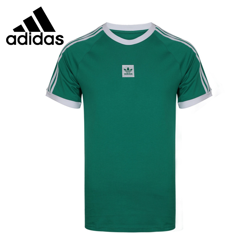Original New Arrival  Adidas Originals CALI 2.0 TEE Men's T-shirts Short Sleeve Sportswear