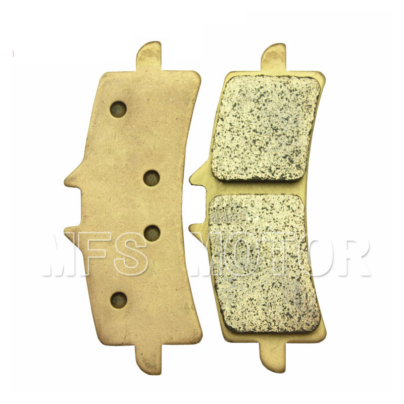 Motorcycle Accessories Sintered Front Brake Pads For BMW HP2 Sport 2008-2009 S1000RR 200 ...