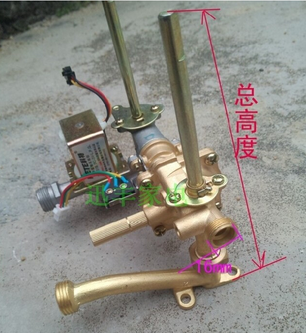 6L Gas water heater brass gas and water assembly valve 6Y shaft 42mm 130mm height human anatomical duodenum gall bladder disease anatomy medical model teaching resources