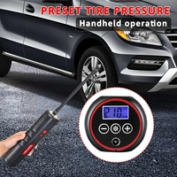 Car Inflator 12V air compressor car tyre inflator mini portable electric Auto pump 120 PSI tire inflator for Motorcycle Bicycle