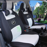Universal Car Seat Cover For Lifan X60 X50 320 330 520 620 630 720 Sticker Car