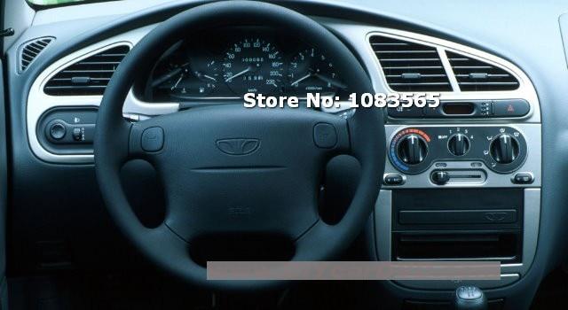For Daewoo Lanos 1997 2002 GPS Navigation Car DVD Player Radio ...