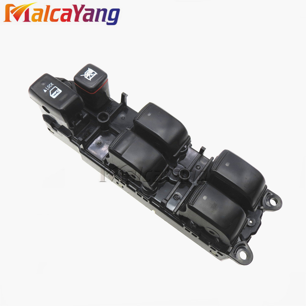 84040 60051 8404060051 Power Window Regulator Master Switch For Toyota Land Cruiser Prado 2002 2010