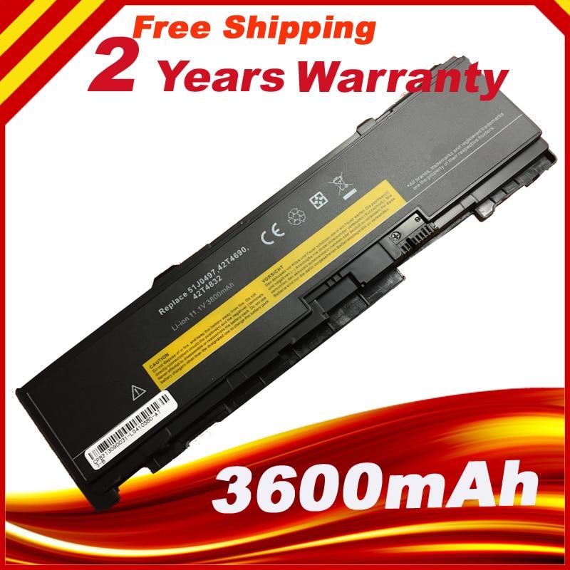 Batterie pour Lenovo ThinkPad T400s T410s T410si 42T4689 42T4691 42T4832 42T4690