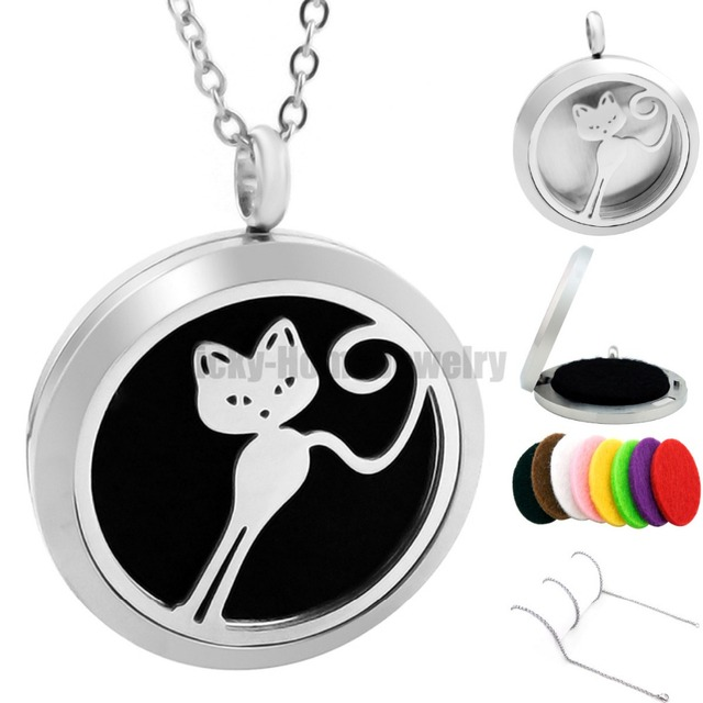 paw with pendant locket shop silver for sterling cat capsule animal chain ash print pet lockets memory dog pendants