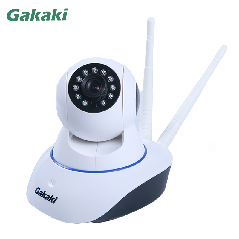 Gakaki 960P HD Wireless IP Camera Wifi Mini CCTV Cam Security Cameras System Surveillance For Home Baby Care Indoor P2P Network owlcat indoor bullet cctv camera guard wall mount plastic housing shield with bracket for video surveillance security cameras