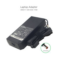 RongTop 20V 8.5A 170W 5.5*2.5mm 45N0111 36200401 36200232 AC Adapter Charger For Lenovo ThinkPad Y500 Y500N 45N0112 Laptop