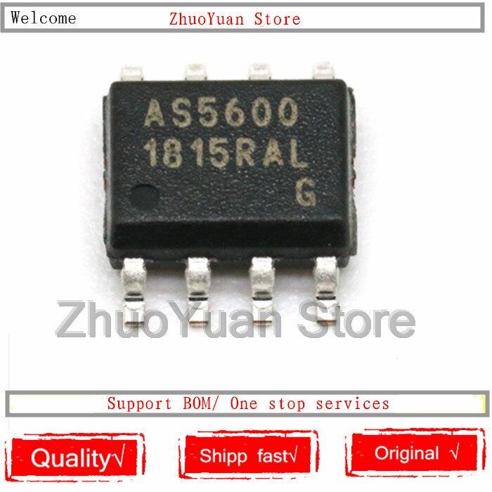 10PCS/lot AS5600-ASOM AS5600 SOP8 New Original IC Chip