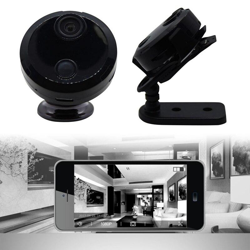 Wifi Mini Camera HD 1080p Wearable IP Camera Motion Sensor Bike Body Micro Mini DV DVR Magnetic Clip Voice Camera