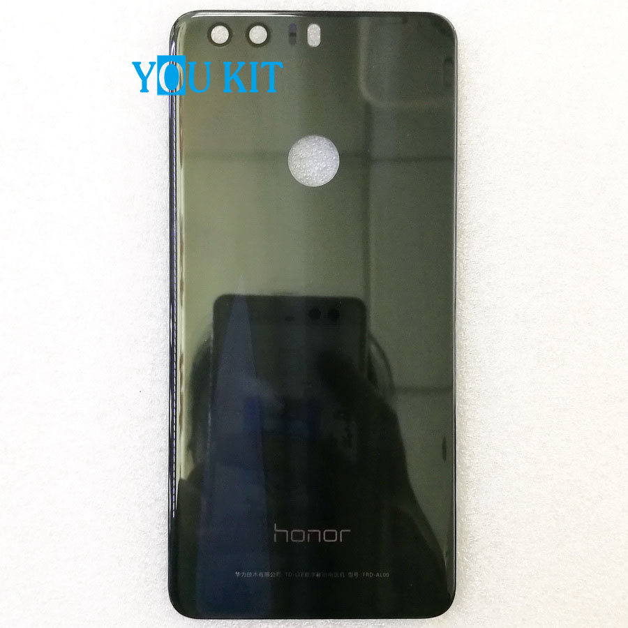 For Huawei Honor 8 Glass Battery Cover (20)