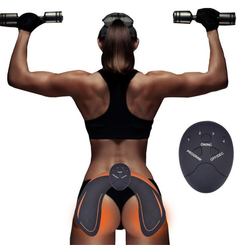 6 Modes Hip Trainer smart Procircle Hips Muscle Vibrating Exercise Machine Buttocks Butt Lifting Home Fitness Workout Equipment