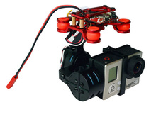 FreeX Free-X Full CNC 2-Axis Brushless Gimbal Suit for GoPro 3 FX4-022 parts for RC Quadcopter