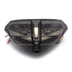 Dla Ducati 848 1098 1198 motocykl prowadził tylne światło włączanie sygnału światła stopu światło stopu hamulca na