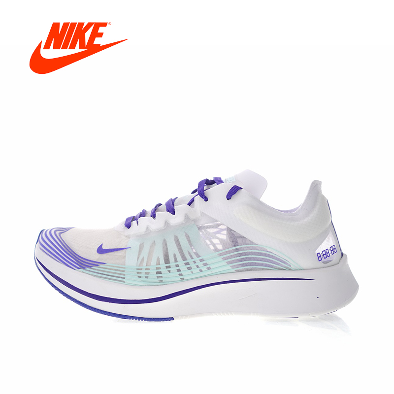 Original New Arrival Authentic Nike Lab Zoom Fly SP Women's Comfortable Running Shoes Sport Sneakers Good Quality AJ8229-101 original new arrival authentic nike zoom span women s running shoes sport outdoor sneakers good quality comfortable