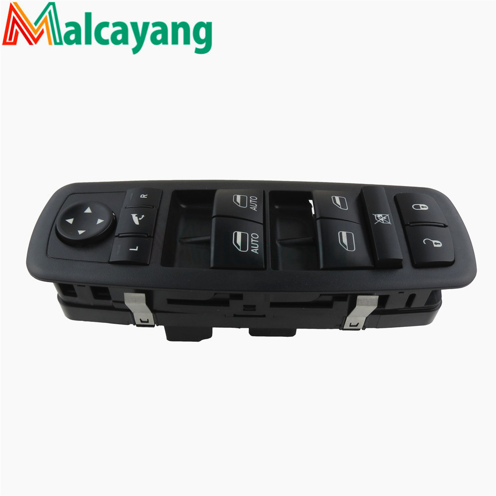 Front Left Driver Side Electric Power Master Window Switch 68110867AB For Dodge Ram 1500 2500 3500