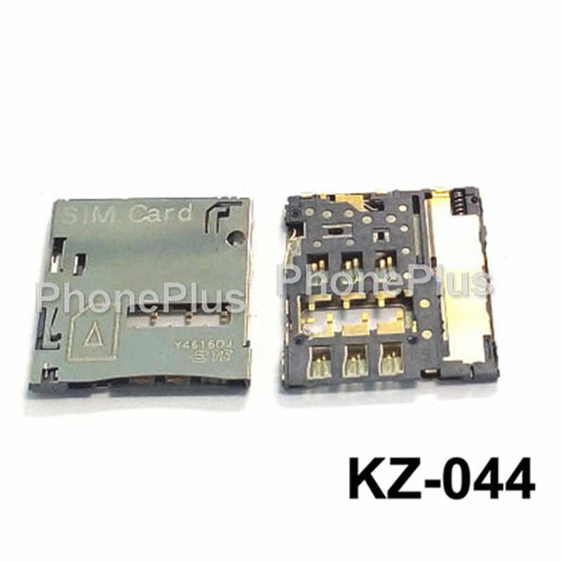 SIM Card Tray Reader Module Holder Replacement High Quality For Samsung Galaxy S4 i9500 i9505 i337 E300S