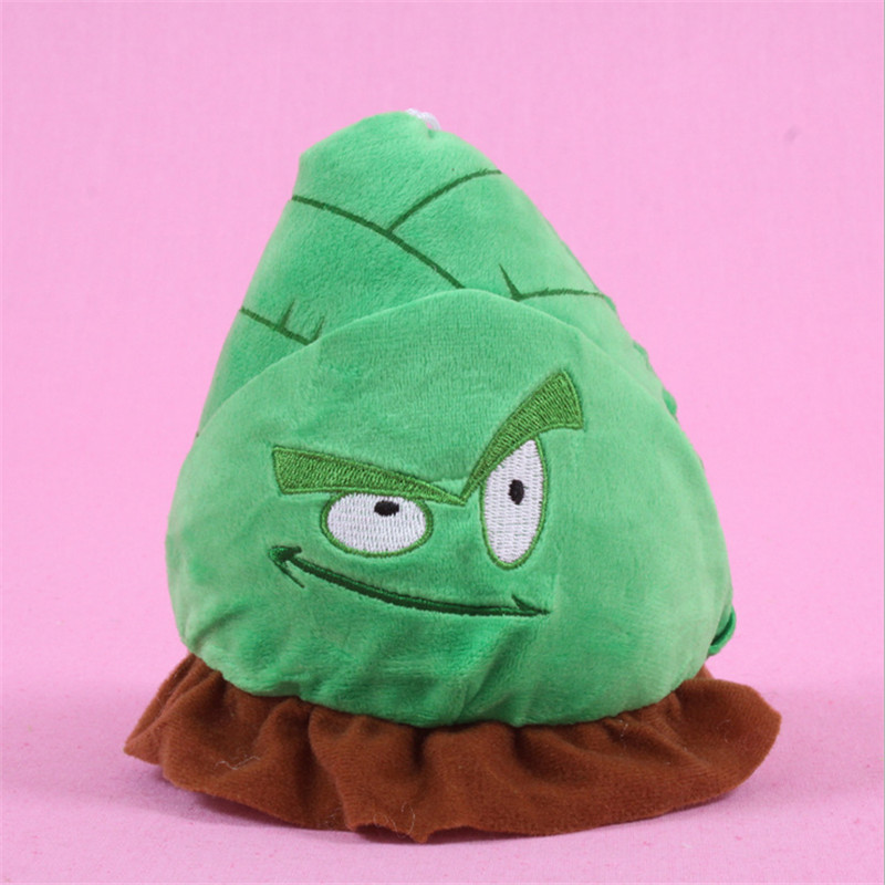 2017 new arrive 17CM Plants vs Zombies Plush Toys Soft Stuffed Plush Toys Doll Baby Toy for Kids Gifts Party Toys