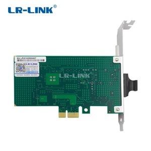 Image 2 - LR LINK 6230pf lx pci express 네트워크 카드 1000 mb 기가비트 이더넷 광섬유 lan 어댑터 컨트롤러 데스크탑 pc intel i210