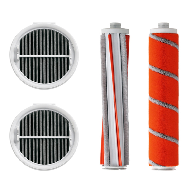 Handheld Wireless Vacuum Cleaner Brush for Xiaomi Roidmi F8 Party Pack Handheld Vacuum Cleaner Spare Parts Kits Hepa Filter Ro