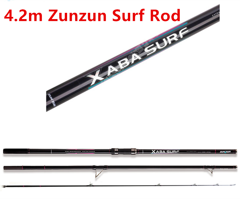 Buy free shipping 3 section surf for Strongest fishing rod