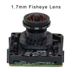 """Image 5 - H.265 5MP 2592*1944Pixel Hi3516D + SC5239 1/2. 5 """"IP Modulo Telecamera di rete di bordo con Lente 2D/3D di riduzione del rumore ONVIF XMEYE"""