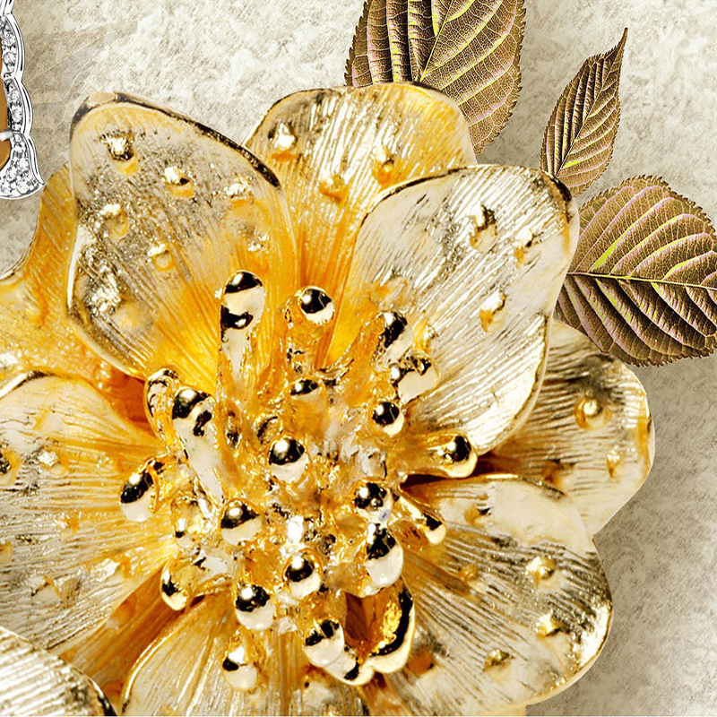 brooch szabo shop diamond golden carla