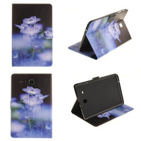 TX For Funda Samsung Galaxy Tab E 9 6 Case T560 T561 SM T560 Tablet Luxury