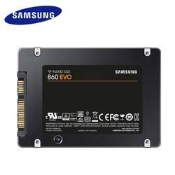 سامسونج 1 تيرا بايت ssd الداخلية HDD 2.5 250 جيجابايت 500 جيجابايت 2 تيرا بايت 4 تيرا بايت Sata إنتل V-NAND 860 EVO ذاكرة فلاش الحالة الصلبة محرك القرص المحمول