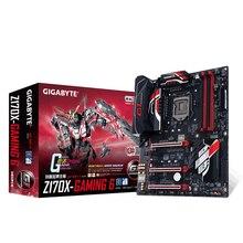 GA-Z170X-Gaming 6 Z170 разгона игровая доска LGA1151