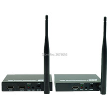 ZY-DT211W 200ft Wi-fi WIFI + Loop Out + IR + HDMI Extender 60m 1080P Wi-fi HDMI Video Audio Transmitter Like HDMI Splitter