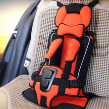 Safety Seats for Children 9 to 25 kgs in the Car Portable Baby Car Seat Infant Seat Cushions in Booster Car bebe conforto(China)